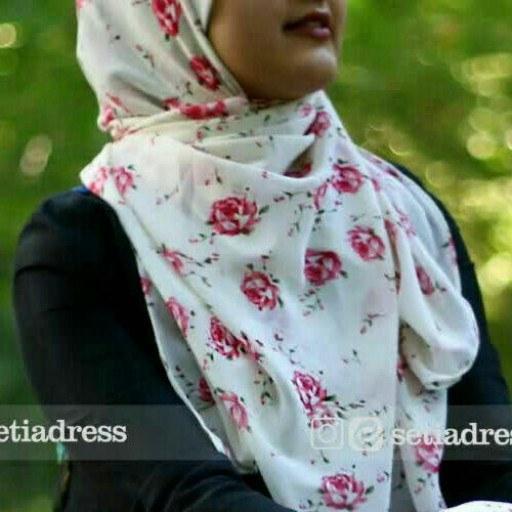 روسری و ساق دست شومیزی   روسری وساق به همراه بندی که پاپیون میشه روی کیف (1) (کپی)