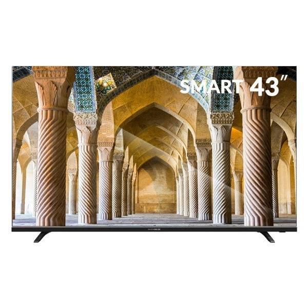 تصویر تلویزیون ال ای دی دوو هوشمند 43 اینچ مدل DSL-43K5411