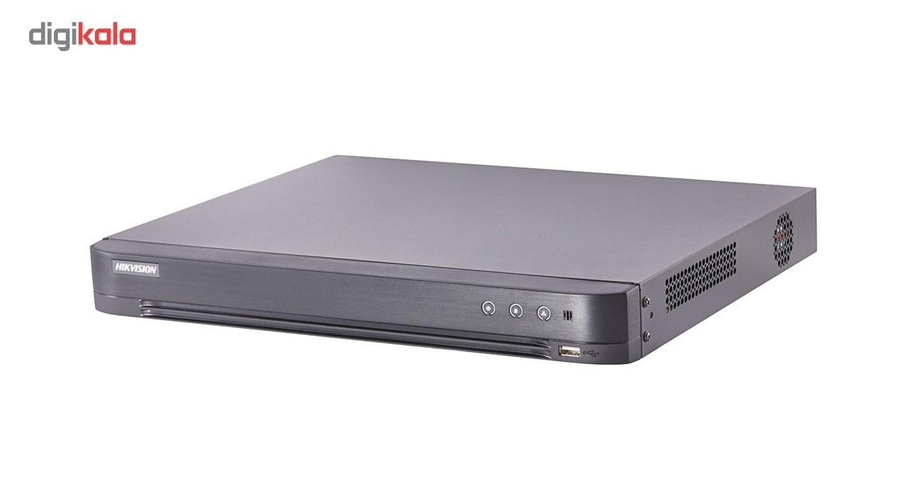 img ضبط کننده ویدئویی هایک ویژن DS-7216HUHI-K2 HIKVISION DS-7216HUHI-K2 DVR