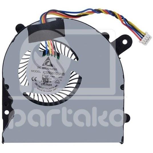 تصویر فن لپ تاپ ایسوس Laptop Fan Asus S300 Series
