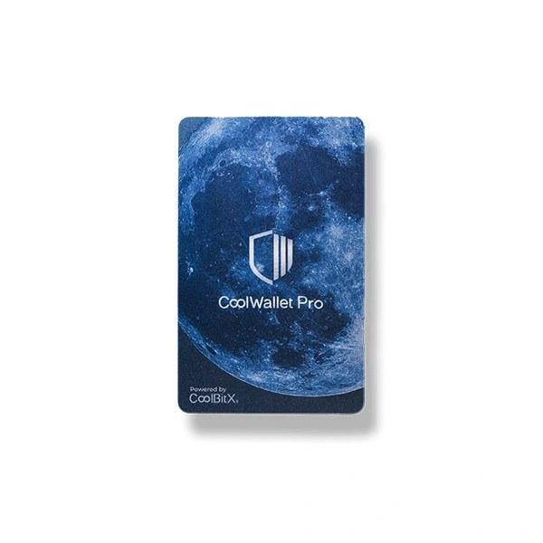 تصویر کیف پول سخت افزاری کول والت پرو Coolwallet Pro hardware wallet