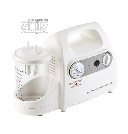 تصویر ساکشن رومیزی زنیت مد zth-C Zenithmed zth-C Suction