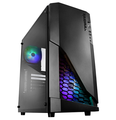 main images Raidmax AEGIS ATX Case کیس ریدمکس مدل AEGIS