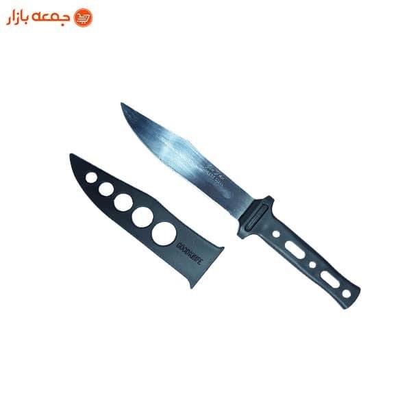 تصویر چاقو آشپزخانه غلاف دار