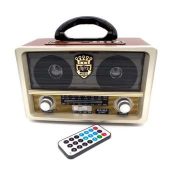 رادیو مییر مدل M-113BT | MEIER M-113BT Radio