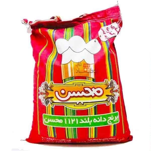 برنج سر لاشه فجر | برنج سر لاشه عطری 10 کیلویی+کدتخفیفbcmk19514