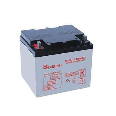 main images باتری 65 آمپرساعت، 12 ولت Euronet نوع دیپ سایکل ژل