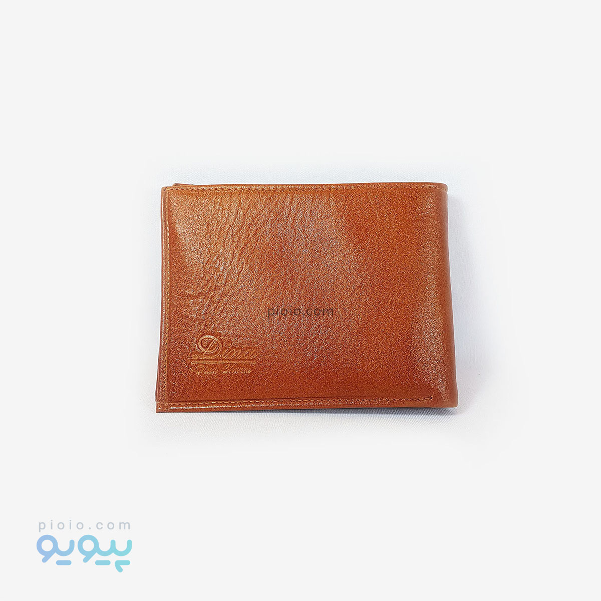 کیف پول مردانه جیبی چرم گاوی مارک دیما کد ۳۲۴ |