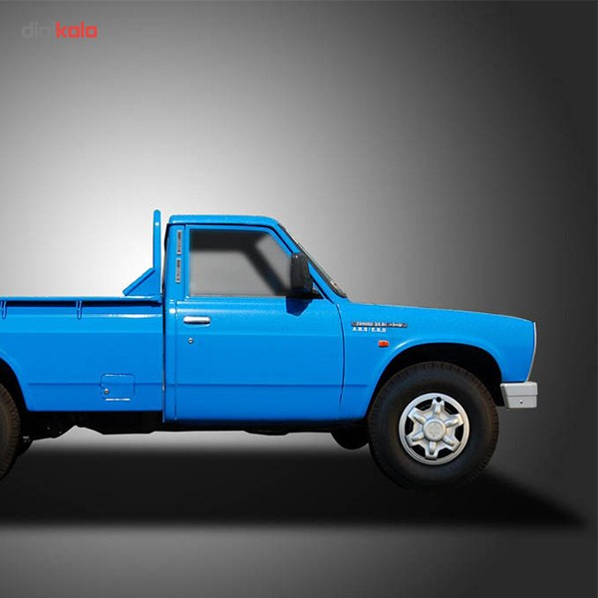 تصویر خودرو نیسان Zamyad24 دنده ای سال 1395 Nissan Zamyad24 1395 MT