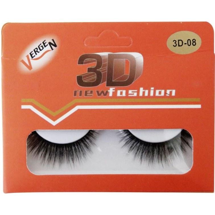 Vergen 3D Eyelashes 08