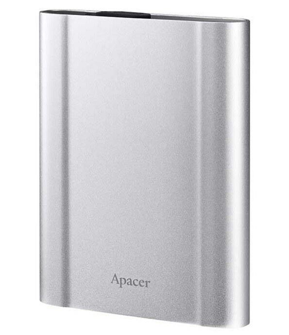 تصویر هارد اکسترنال اپیسر مدل AC730 ظرفیت 2 ترابایت Apacer AC730 External Hard Drive 2TB