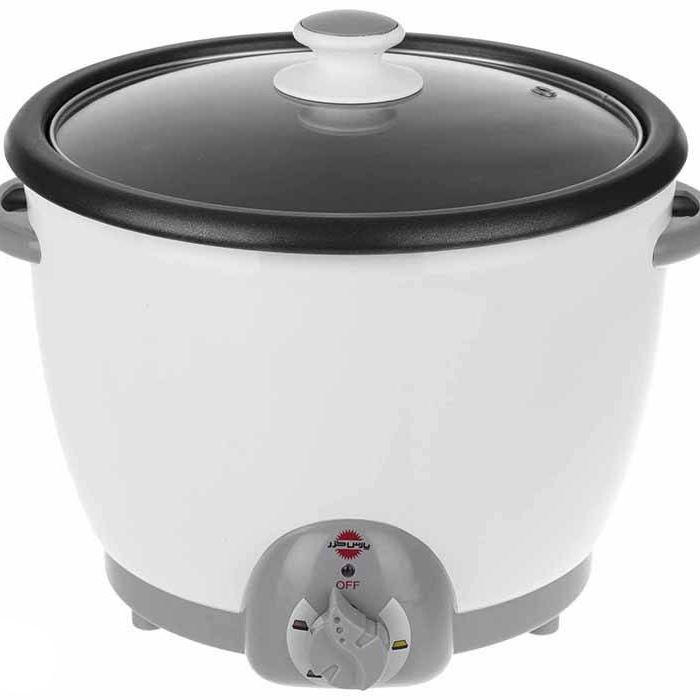 main images پلوپز پارس خزر مدل تیان 181 Pars Khazar RC-181 TYAN Rice Cooker