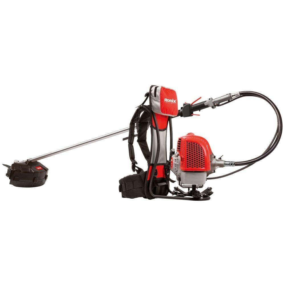 تصویر علف زن بنزینی کوله ای رونیکس مدل 4552B Ronix Petrol Brushcutter Model 4552B