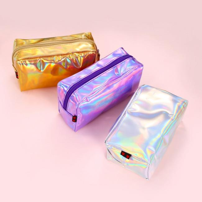 کیف لوازم آرایش هولوگرامی Make up Hologram Bag