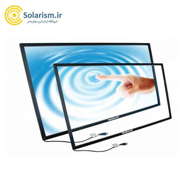 تصویر فریم لمسی 75 اینچ سی تاچ (IR) Infrared مدل D75