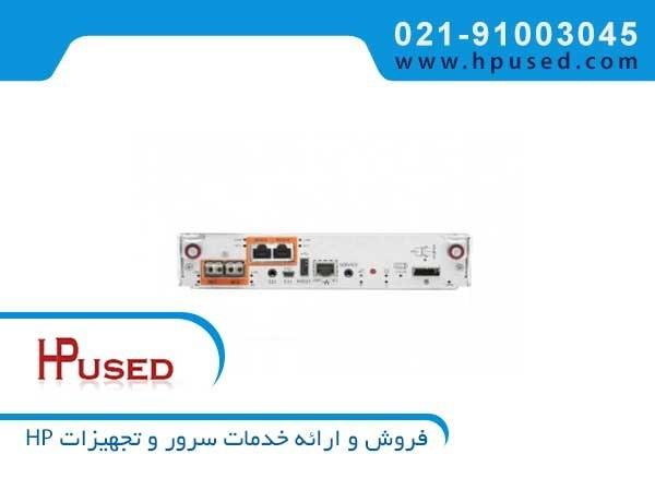 تصویر کنترلر ذخیره ساز سرور اچ پی P2000 G3 MSA AP837B
