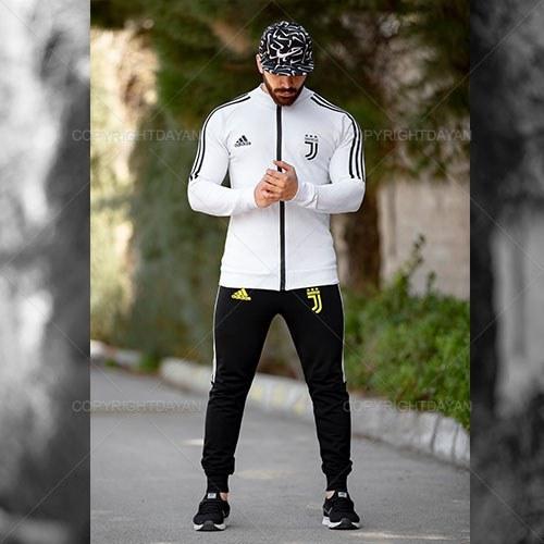 ست سویشرت و شلوار مردانه Juventus مدل H8976 |