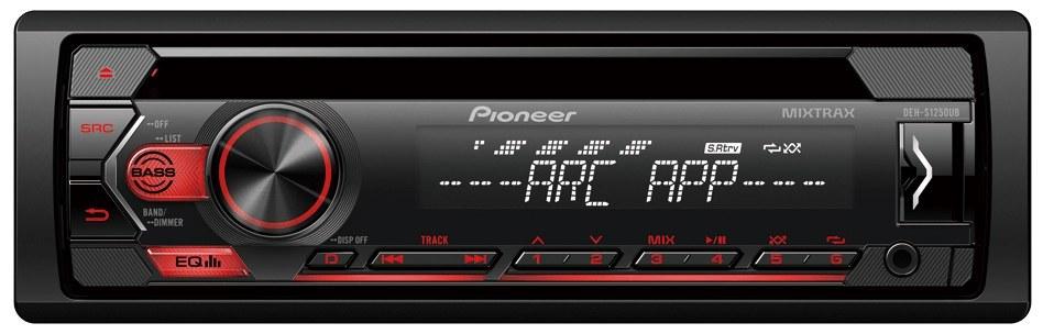 تصویر PIONEER DEH-S1250UB