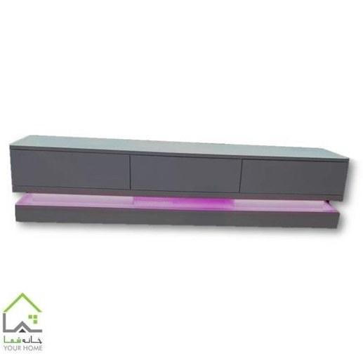 میز تلویزیون با نور پردازی LED