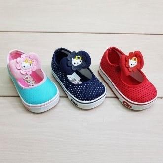 کفش دخترانه طرح کیتی 6000575 سایز 20 تا 25 |
