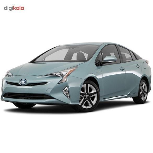 img خودرو تویوتا Prius هیبریدی اتوماتیک سال 2016 Toyota Prius 2016 Hybrid  AT