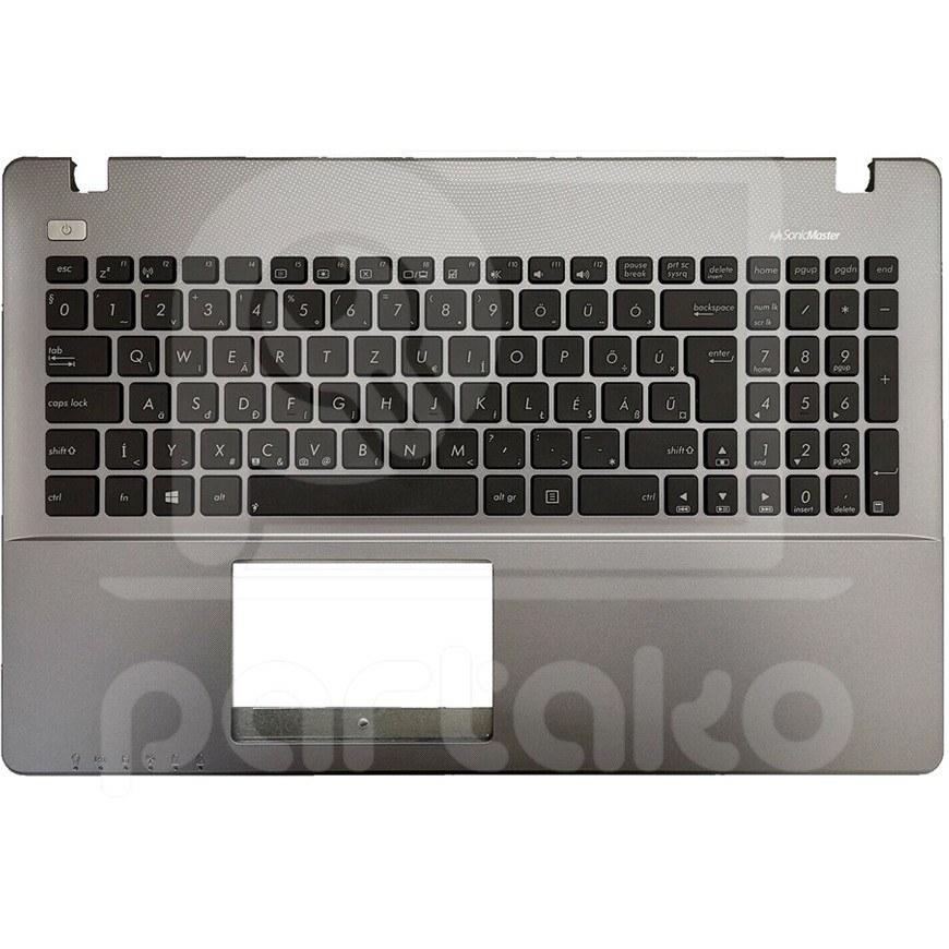 قاب و کیبورد لپ تاپ ایسوس اینتل Asus X550DP