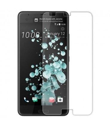 تصویر محافظ صفحه نمایش گلس اچ تی سی HTC U Ultra