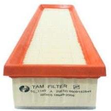 فیلتر هوا خودرو تام مدل 1240304004مناسب برای پژو 206 |