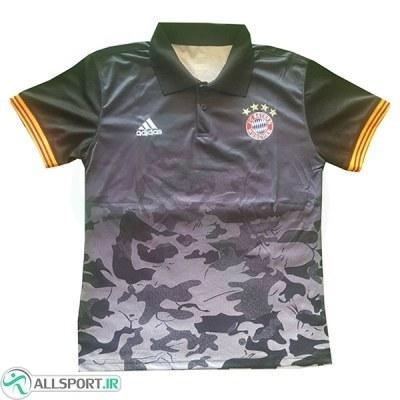 پلو شرت بایرن مونیخ Bayern Polo Shirt 2018-19