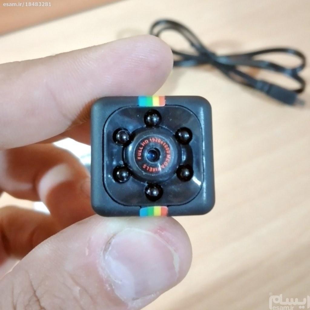 تصویر دوربین ورزشی و کوچک SQ11