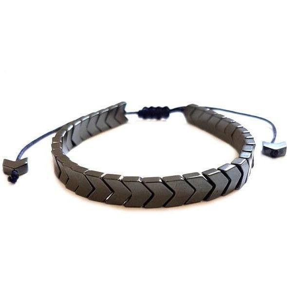 تصویر دستبند طرح فلش
