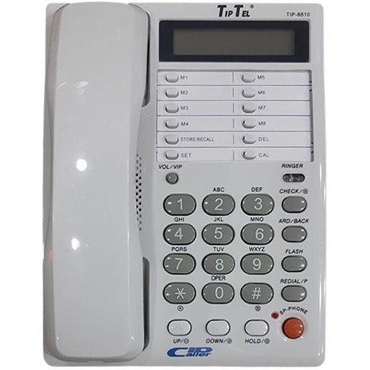 main images تلفن رومیزی تیپ تل مدل TipTel Phone Tip-8810