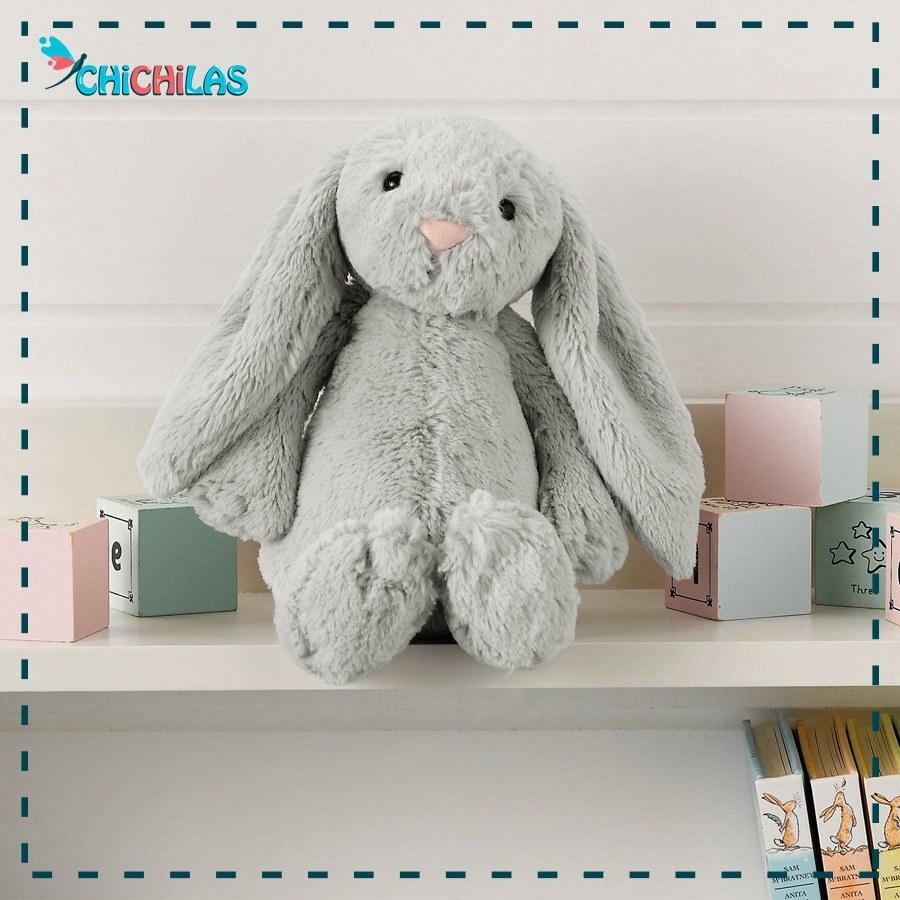 تصویر عروسک خرگوش جلی کت