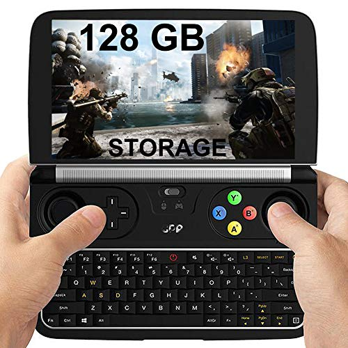 "image GPD Win 2 [128 GB M.2 SSD Storage] 6 ""Mini Handleld Video Game Console قابل حمل ویندوز 10 گیم پلی لپ تاپ نوت بوک تبلت کامپیوتر CPU M3-7y30 lntel HD Graphics 615 8GB / 128GB"