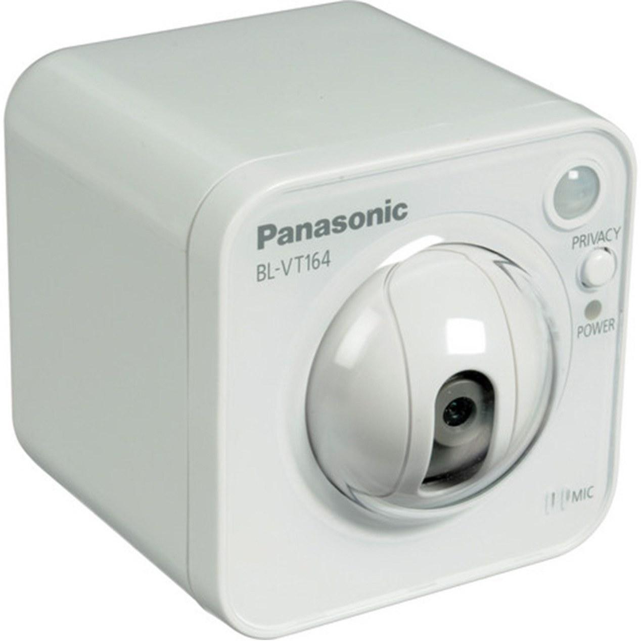 عکس دوربین تحت شبکه پاناسونیک مدل BL-VT164E Panasonic BL-VT164E Network Camera دوربین-تحت-شبکه-پاناسونیک-مدل-bl-vt164e