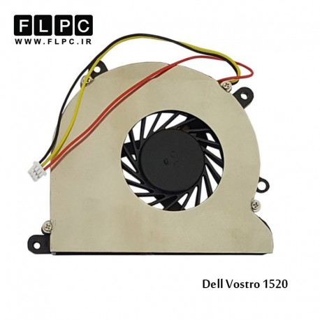 تصویر فن لپ تاپ دل Dell Vostro 1520 Laptop Cpu Fan