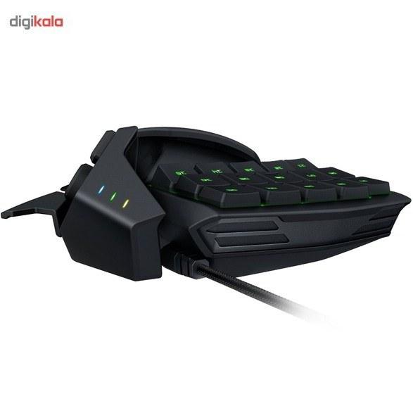img کيپد مخصوص بازي ريزر مدل Tartarus Membrane Razer Tartarus Membrane Gaming Keypad