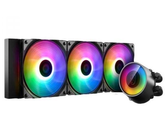 Deep Cool Castle 360RGB V2 CPU Liquid Cooler