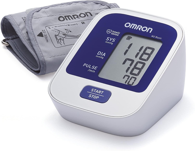 عکس فشارسنج امرن مدل M2 Omron M2 Blood Pressure Monitor فشارسنج-امرن-مدل-m2