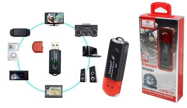 عکس دانگل بلوتوث USB ارلدام مدل ET-M24 مجموعه 2 عددی Earldom ET-M24 Bluetooth USB Dongle دانگل-بلوتوث-usb-ارلدام-مدل-et-m24-مجموعه-2-عددی