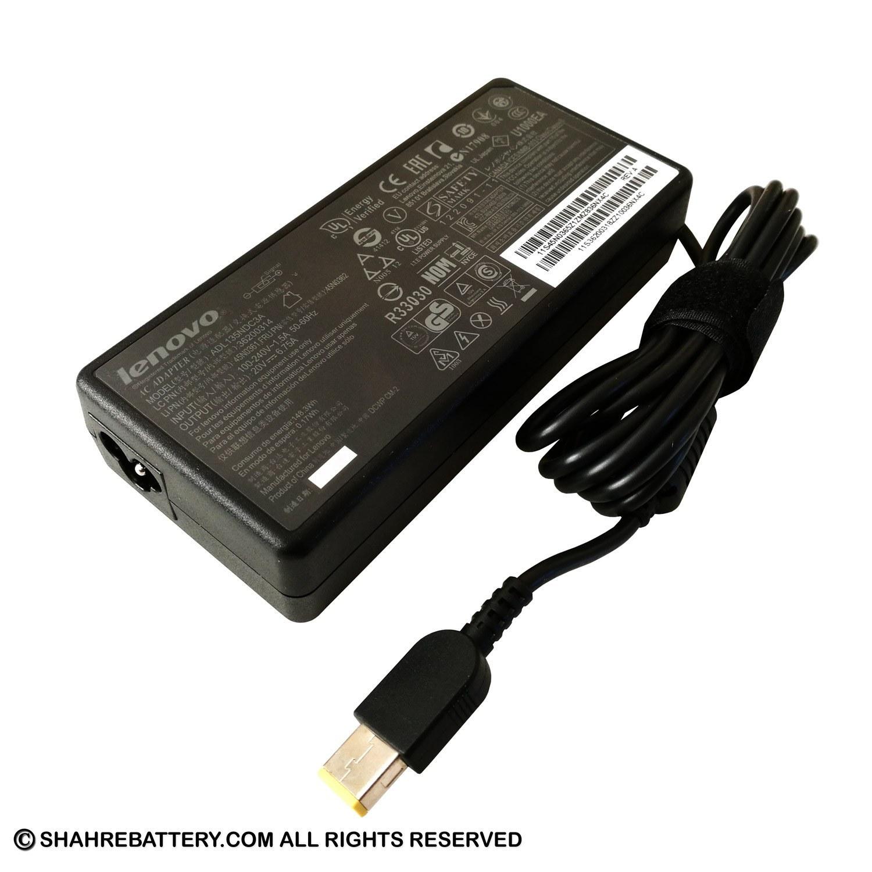 تصویر شارژر اورجینال لپ تاپ لنوو  Lenovo USB 20V 6.75A