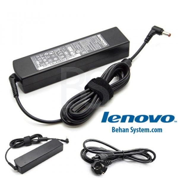 تصویر شارژر لپ تاپ لنوو مدل IdeaPad G575