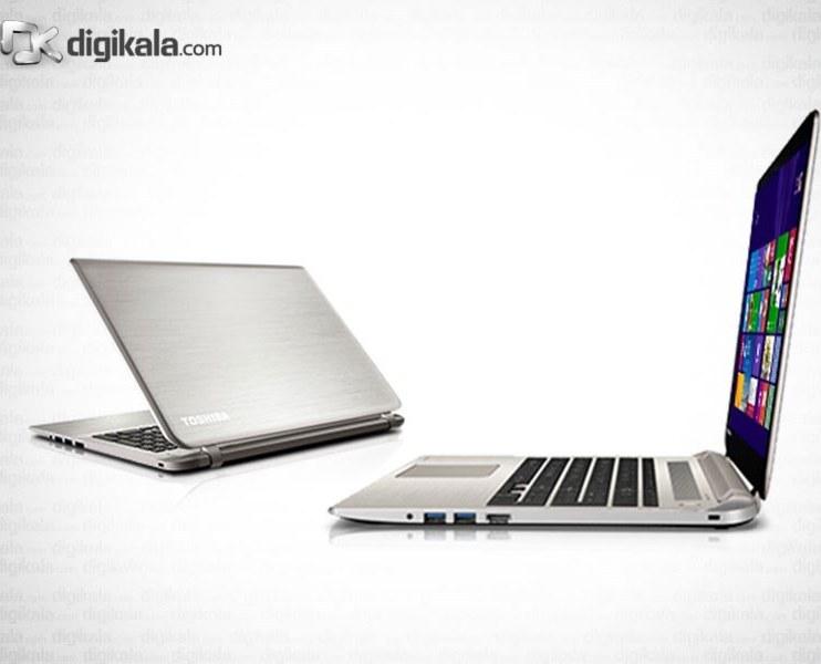 تصویر لپ تاپ  ۱۵ اینچ توشیبا Satellite S50-B-11J Toshiba Satellite S50-B-11J | 15 inch | Core i7 | 8GB | 1TB | 2GB