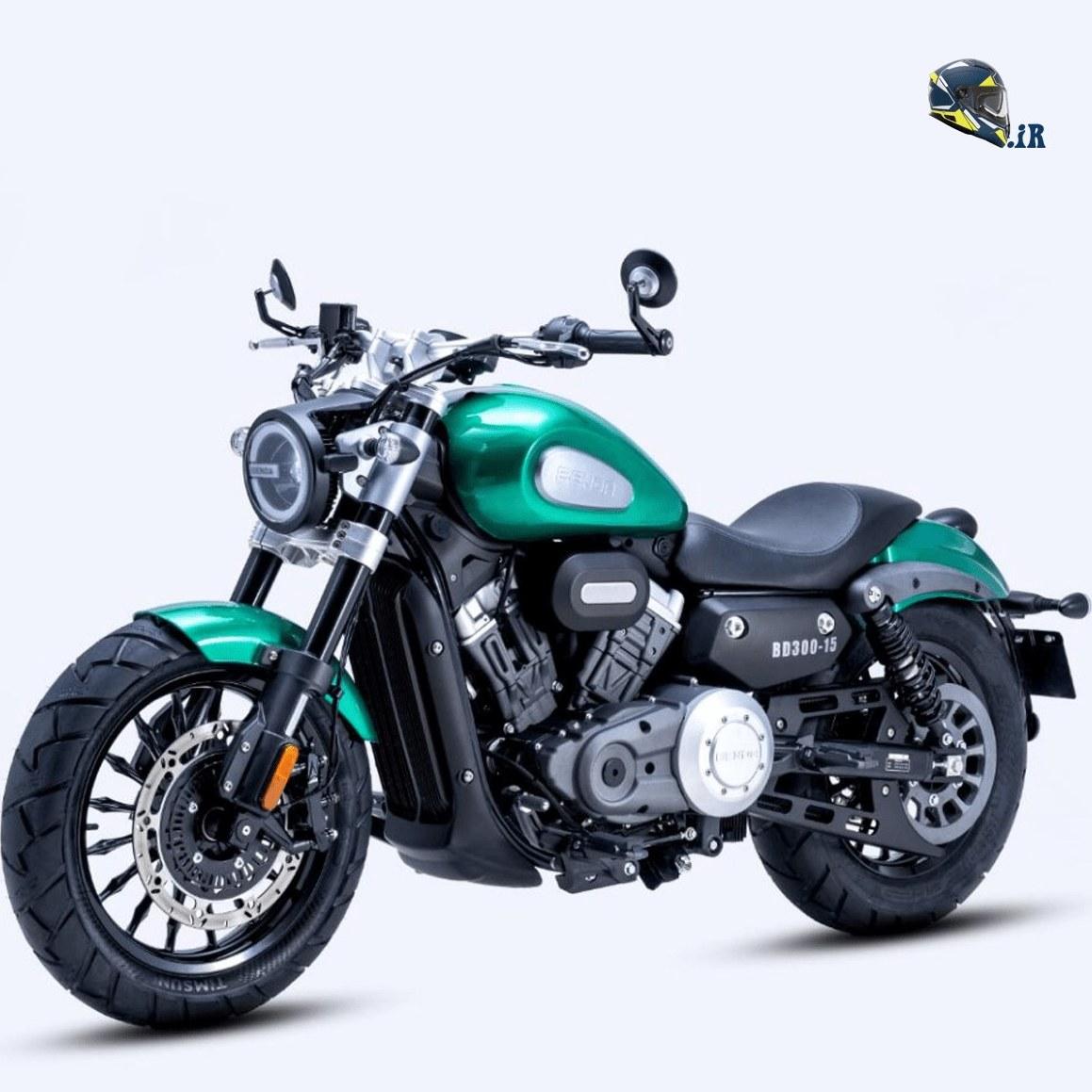 تصویر موتور سیکلت بندال  BD-249
