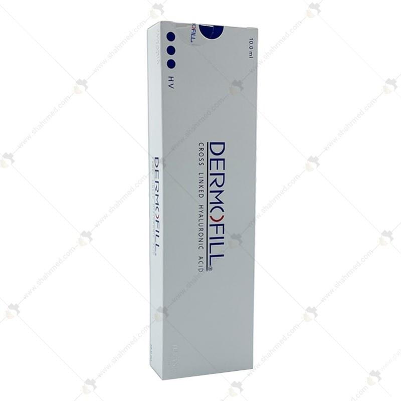تصویر فیلر (ژل) 10 سی سی چینی درموفیل  Filler Dermofill 10CC