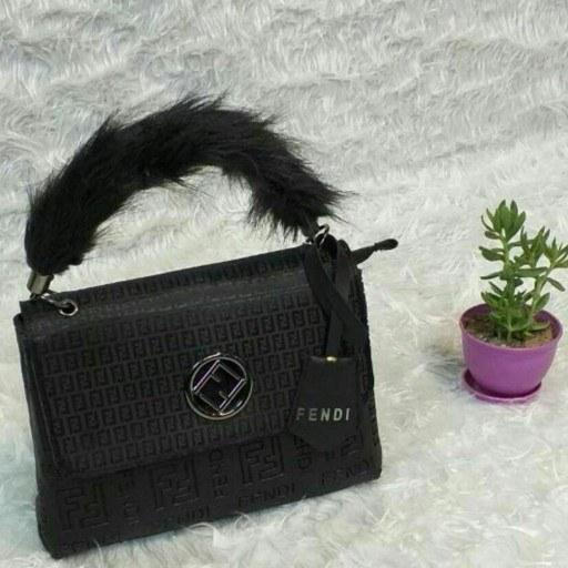 کیف مجلسی زنانه مدل فندی |