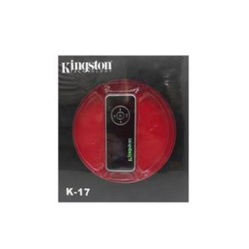 تصویر پخش کننده ی موسیقی کینگستون مدل K-17