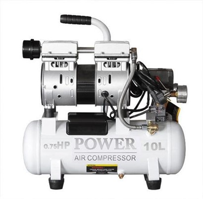تصویر کمپرسور باد بی صدا پاور مدل CP50L-S
