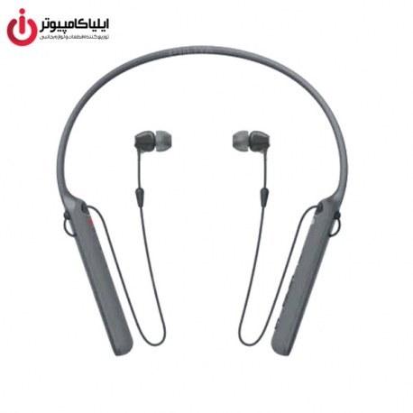 عکس هدفون بی سیم سونی مدل WI-C400 Sony WI-C400 Headphone هدفون-بی-سیم-سونی-مدل-wi-c400