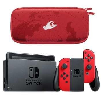 تصویر مجموعه کنسول بازی نینتندو مدل Switch Neon Gray Joy-Con Nintendo Switch With Gray Joy Con Bundle Game Console